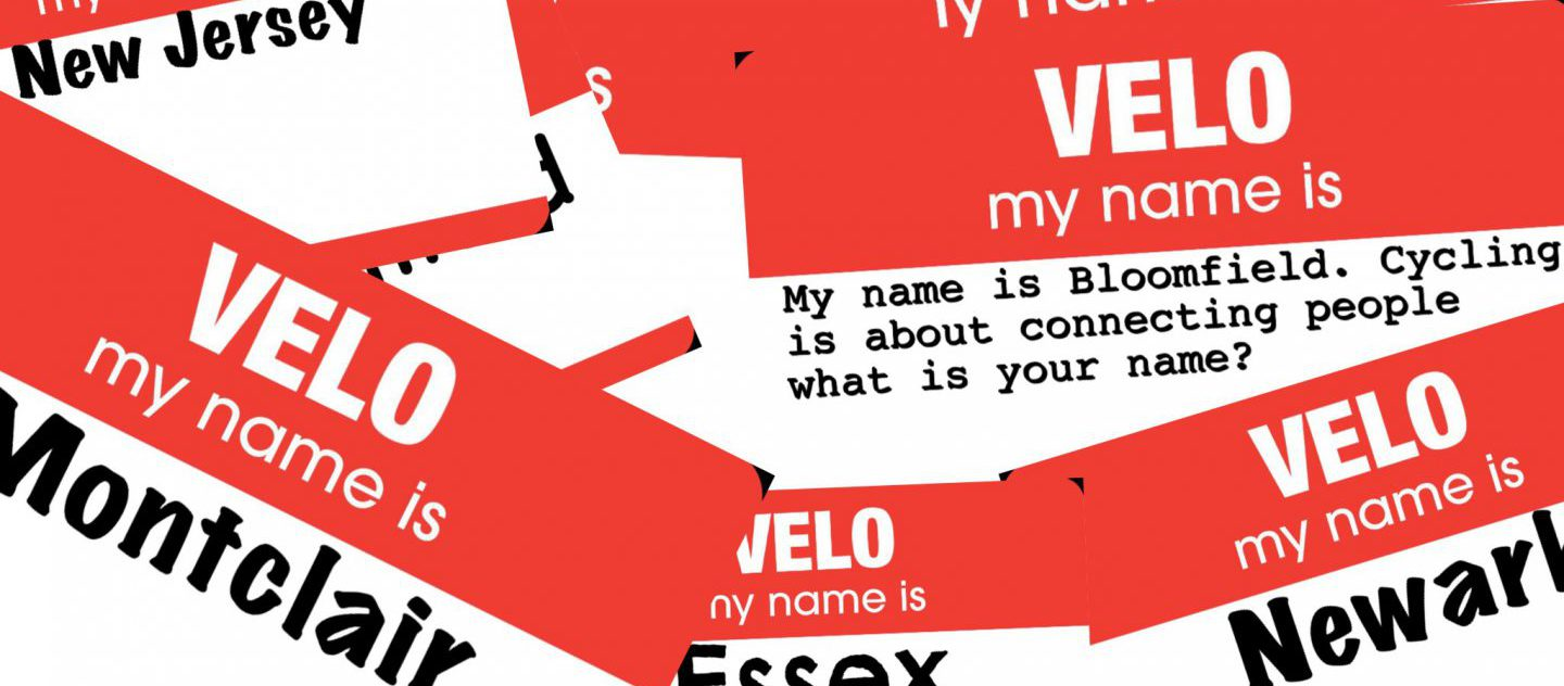 VELO my name is…