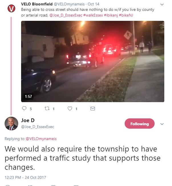 trafficstudy